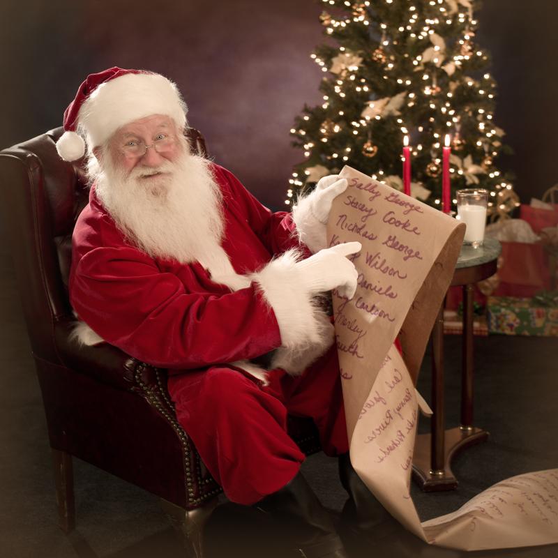 essay on santa claus